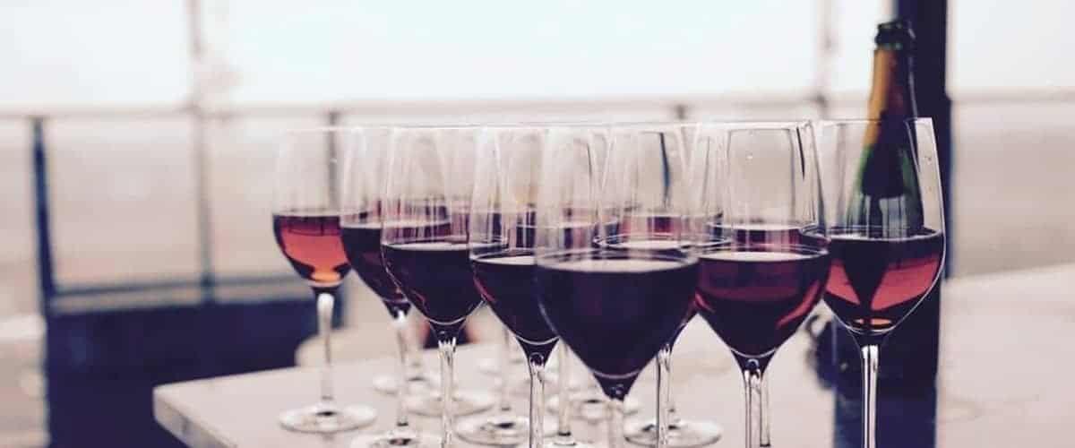 Il vino per il migliore catering a Bologna