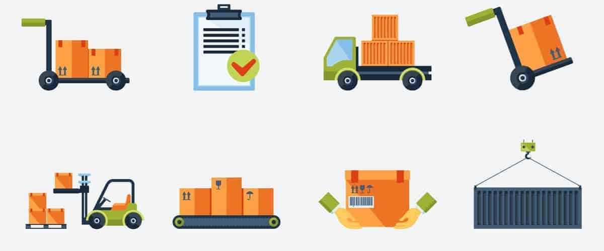 Logistica efficiente: stoccare il materiale per un congresso