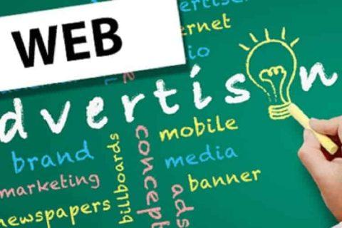 Web advertising: la pubblicità online per promuovere un'azienda