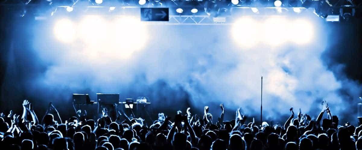 Concerto e festival: organizzazioni differenti