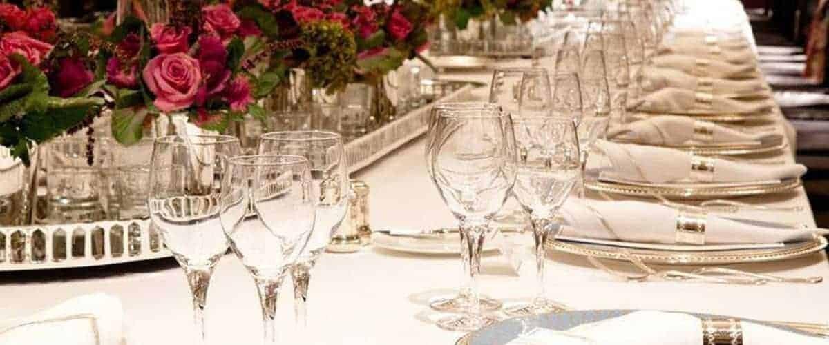 Come fare bella figura con la cena di gala
