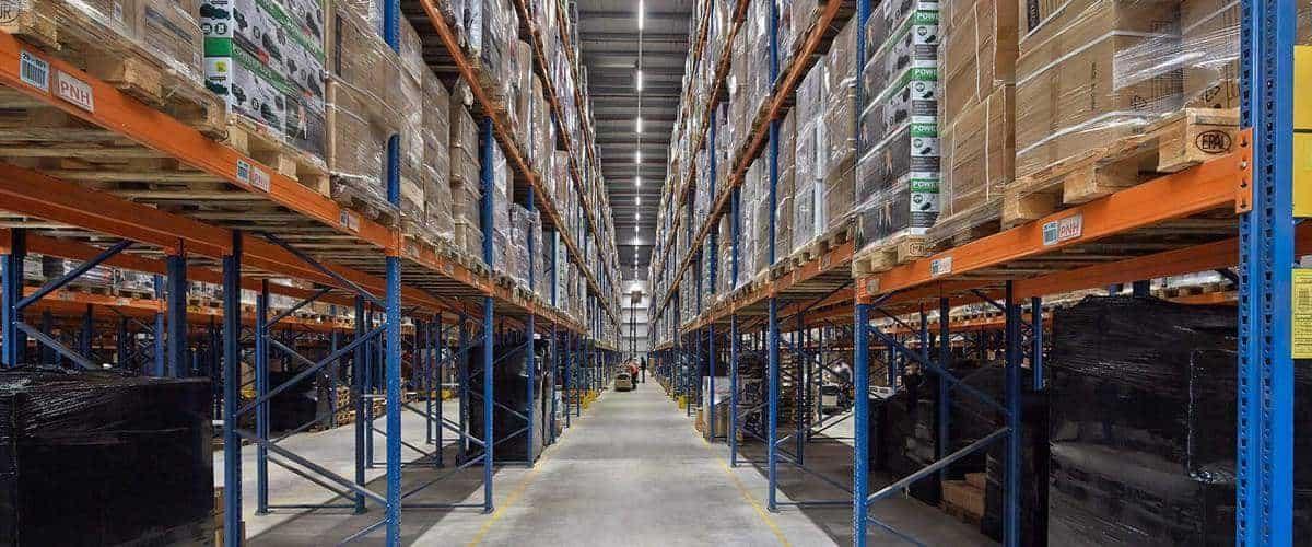 Gestione del magazzino: lo stoccaggio dei materiali