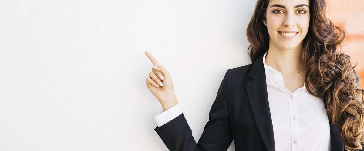 La hostess: sorriso e professionalità!
