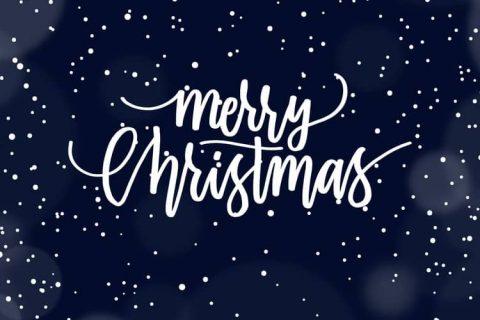 Auguri di Buon Natale 2018