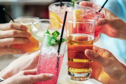 cos'è un cocktail party